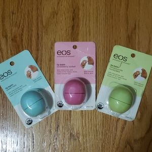 EOS Lip Balm Set of 3